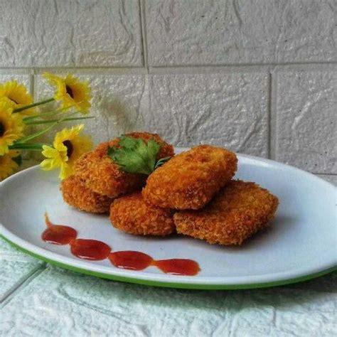 resep nugget tempe ayam jagomasakmingguperiode