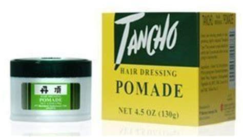 Pomade Tancho tancho hair dressing pomade 4 5 oz 130 gm