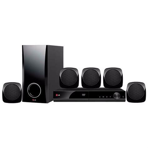 Optik Home Theater Lg home theater lg dh4130s dvd 330w rms 5 1 canais conex 227 r 659 00 em mercado livre