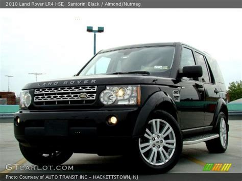 land rover lr4 black interior santorini black 2010 land rover lr4 hse almond nutmeg