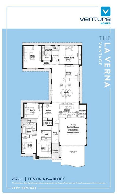 floor plans 2018 floor plan friday 4 bedroom media office scullery