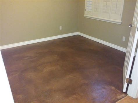 soycrete concrete stain color cola eco tuff ht clearcoat