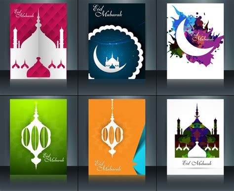 Ramadan Card Templates by Arabic Islamic Calligraphy Mosque With Colorful Template