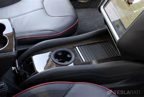 Tesla Accessories Center Console Tesla Model S Center Console Insert Cci Review