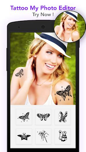 tattoo photoshop editor online download tattoo photo editor google play softwares