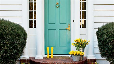 Southern Front Door Stylish Front Door Ideas Southern Living