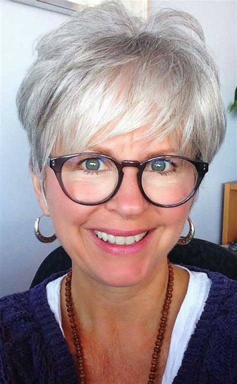 hairstyles for women over 70 gray hair 15 best short haircuts for women over 70 short