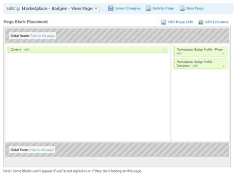 page layout editor online radcodes web development for socialengine plugins