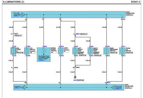 2006 kia spectra wiring diagram kia spectra adio wiring diagram images frompo 1