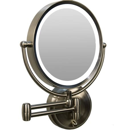 wall mount magnifying mirror 10x home design ideas