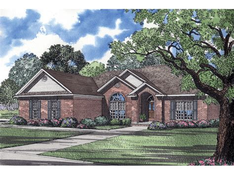 harrahill traditional home plan 055d 0031 house plans harrahill traditional home plan 055d 0031 house plans