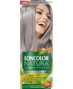 vopsea loncolor natura blond argintiu 10 19