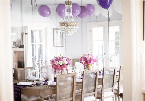 purple pink theme bridal wedding shower party ideas french inspired purple pink bridal shower bachelorette
