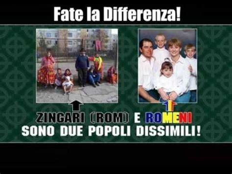 zingari rumeni zingari rom e romeni c 232 molta differenza tra loro