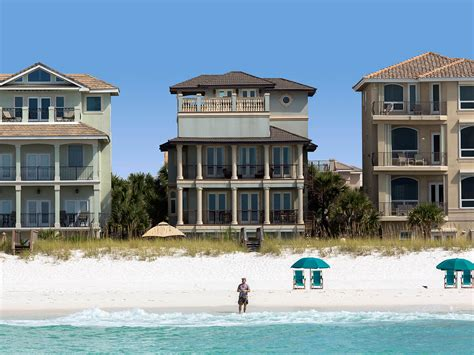 shiny vacation homes for rent in destin fl 94 for house