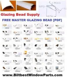 Repair Patio Door Free Window Glazing Bead Guide Pdf Alenco Marvin Lincoln