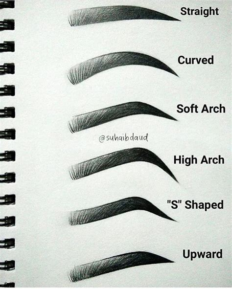 printable eyebrow stencils actual size 1000 bilder zu rysunki auf pinterest the vire