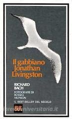 gabbiano jonathan livingston il gabbiano jonathan livingston bach richard bur