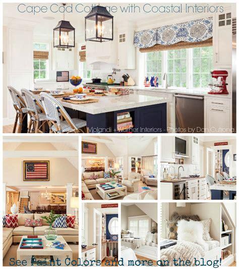 interior paint colors cape cod home popular paint color and color palette ideas home bunch