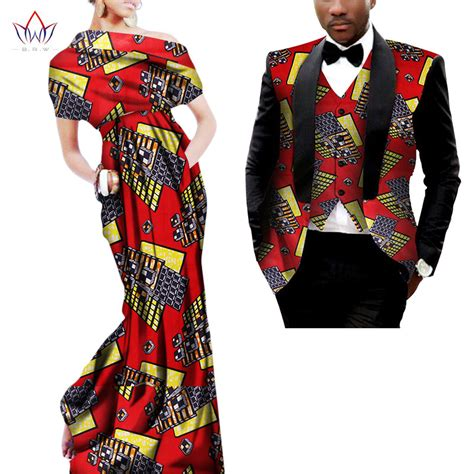 Dress Afika 1 dresses and s blazer ankara print clothing dashiki maxi dress plus size