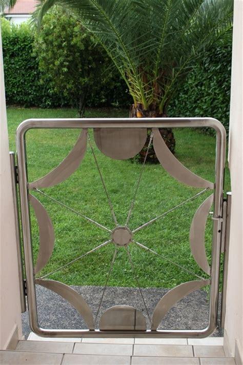 cancello da giardino cancello da giardino in acciaio inox