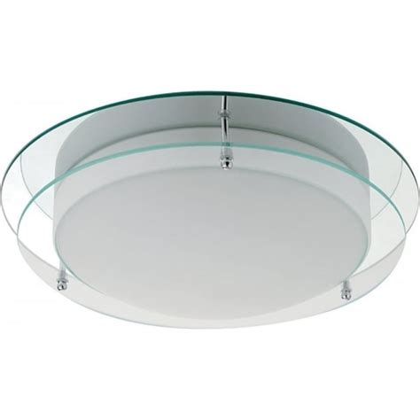 Low Energy Ceiling Light Fittings Searchlight Lighting 7803 36 2 Light Low Energy Bathroom Ceiling Fitting With Polished Chrome