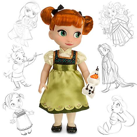 Animators Doll Original Disney Store disney animators collection doll frozen 16 animators dolls talking