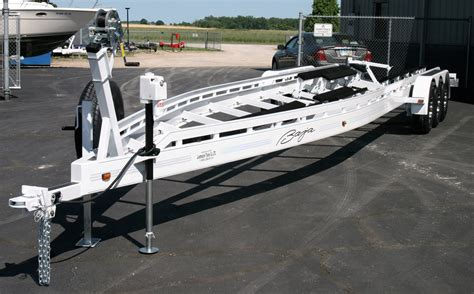boat trailer manufacturers performance go fast hull trailers