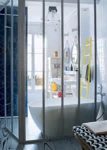 salle de bain blanche esprit r 233 tro