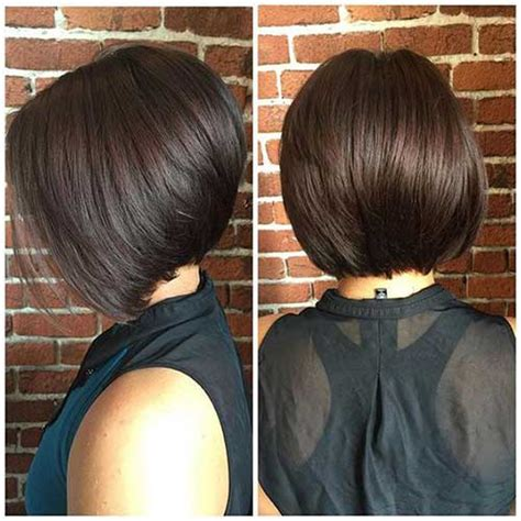 Bob Hairstyles 2017 Stacked In The Back by Best Stacked Bob Hairstyles 2017 2018