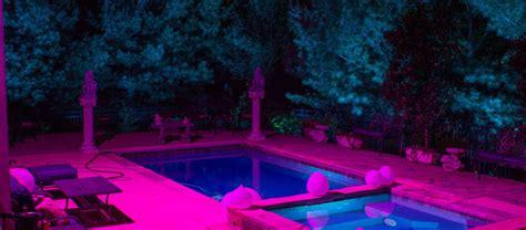 pink outdoor lights lighting light up nashville