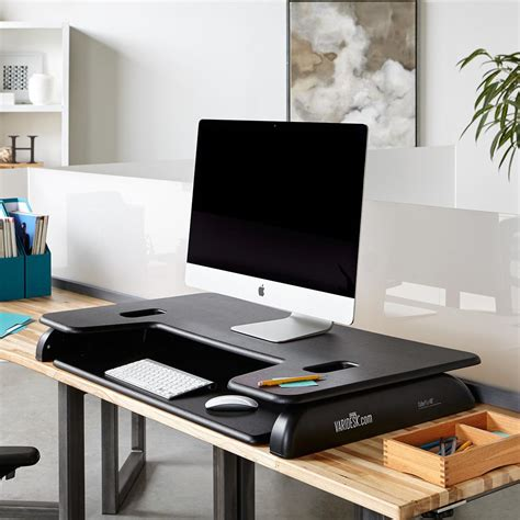 Cubicle Standing Desk Cube Plus 40 Varidesk 174 Standing Desk Cubicle