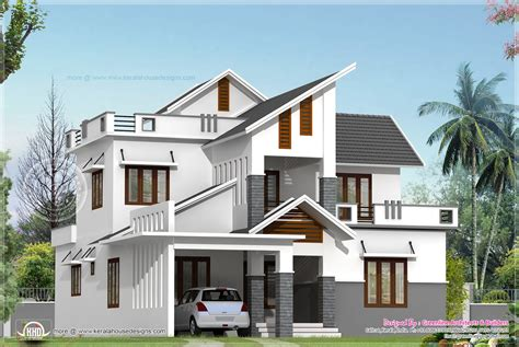 Modern House Elevations | kerala house exterior designs joy studio design gallery best design