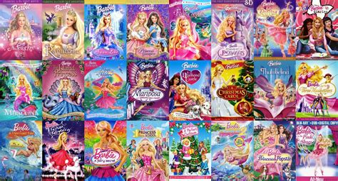 film barbie nouveau culturina introduction films de barbie