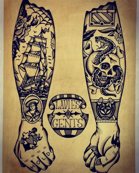 traditional tattoo sleeve designs 17 best ideas about traditional tattoos on