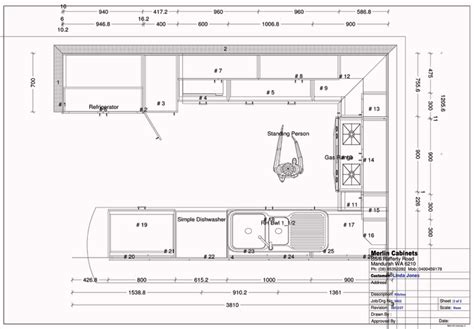 How to Design a Kitchen Layout   Local Discounts for