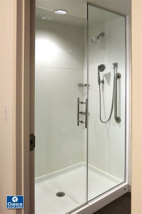 Oasis Shower Doors Oasis Shower Doors Leading In Commercial Projects