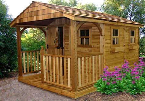garden shed design  plans shed blueprints