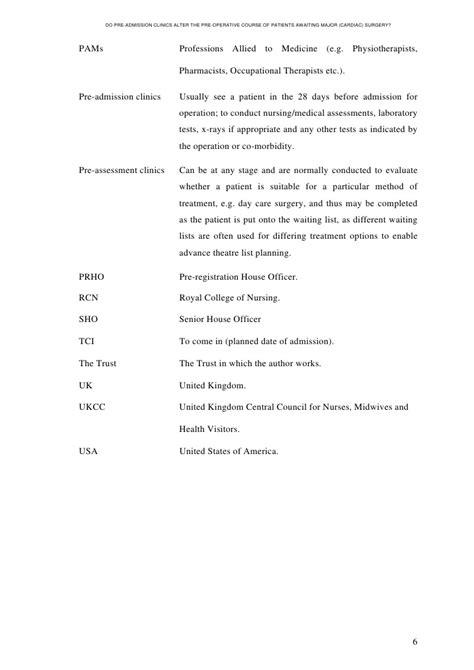 surgery dissertation topics dissertation surgical nursing thesisdefinicion