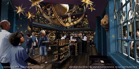 new details announced about how universal orlando s new details announced for diagon alley at wizarding world