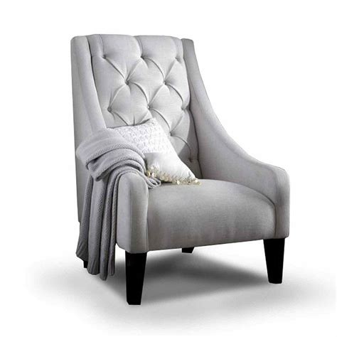 Henri Fabric Bedroom Chair Bedroom Chair