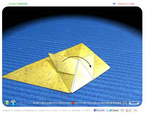 Origami Player - sociedad dominicana de origami origami player plegando
