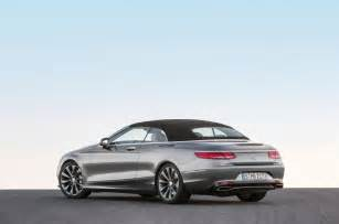 2016 mercedes s class cabriolet pricing revealed