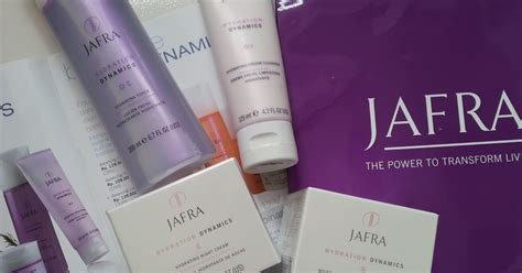 Toner Jafra while you on earth jafra hydration dynamics set cleanser toner day and