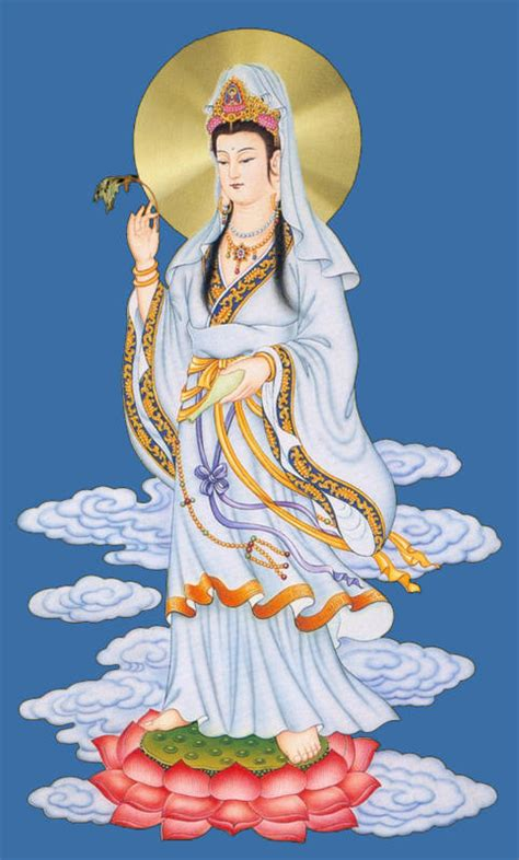 Teh Guan Yin kuan yin the one who hears the cries of the world sana