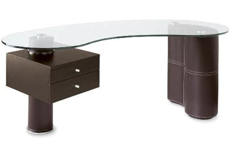 the mateo home office desk lends an executive feel