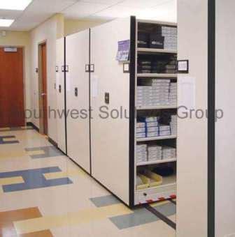 parts room supply industrial high density shelving space saving storage racks images