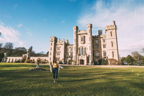 win  scottish castle    guests contests