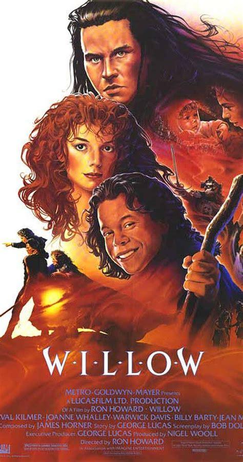 bureau 騁ag鑽e willow willow 1988 imdb