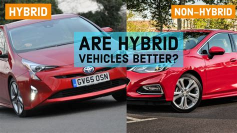 hybrid cars list top pros and cons of hybrid vehicles